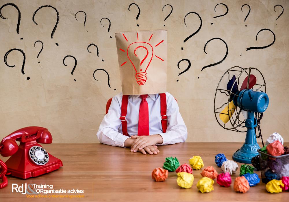 Vragen stellen ondernemingsraad